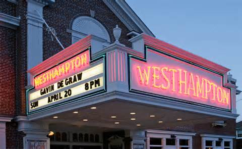 Westhampton beach movie theater