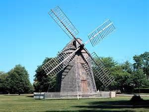 watermill wind mill